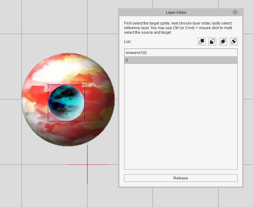 Layer Editor