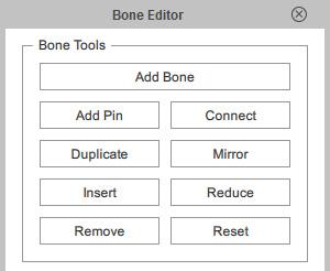 Editing Bones