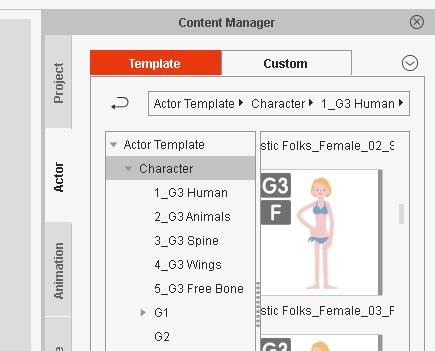 Создаем анимированную аватарку в  CrazyTalk  Animator  3