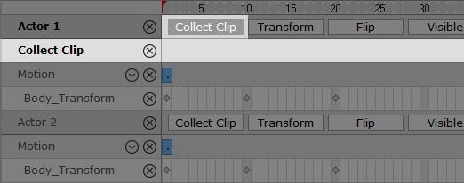 Collect Clip