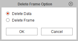 Delete Frame