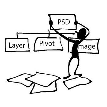Структура PSD