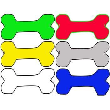 Цветовые коды костей