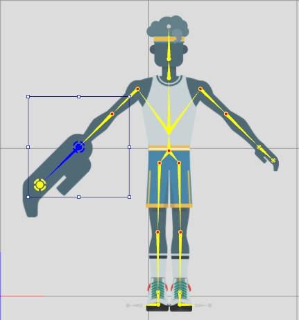 2D Motion Key Editor
