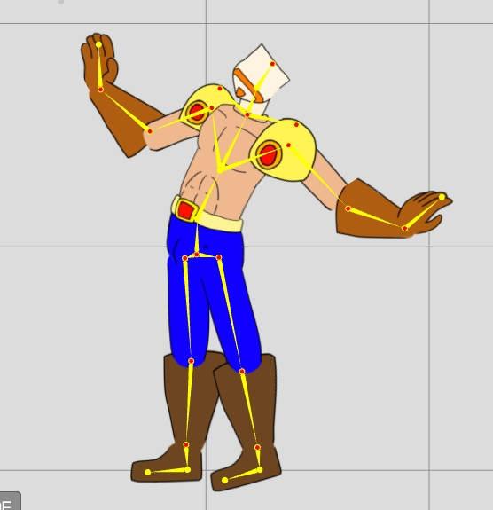 Мои трудности в Cartoon Animator 4