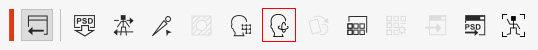 кнопка 360 Head Creator