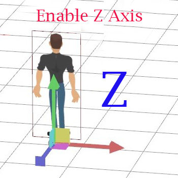 Enable Z Axis