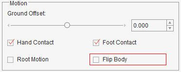 Flip Body