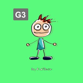 Live Cartoon Animation