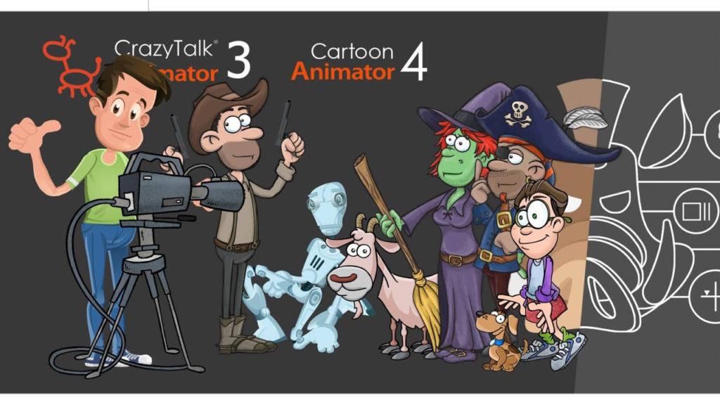 Releases Cartoon Animator 4
