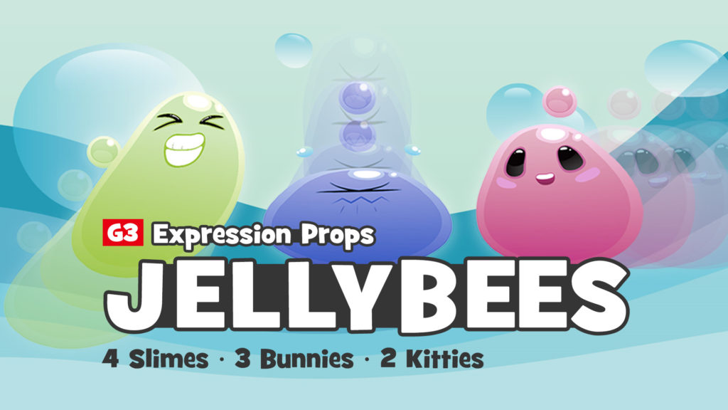 Jellybees набор №15